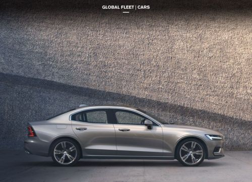 Volvo Fleet Sales Volvo Car Usa